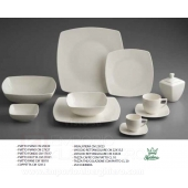TAZZA THE/COLAZIONE CON PIATTO CL 20 KAROLINA Hiruny Bone China