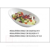 INSALATIERA OVALE CM 35,5X23,2 H 12,5 TOGNANA Party