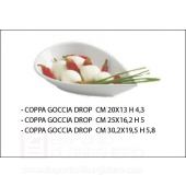 COPPA GOCCIA DROP CM 30,2X19,5 H 5,8 TOGNANA Party