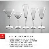 CALICE COCKTAIL CL 24,5 H 18,2 Ø CM 11 Generico