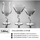 CALICE MARTINI COCKTAIL CL 14,8 H 13,6 Ø CM 9,8 LIBBEY